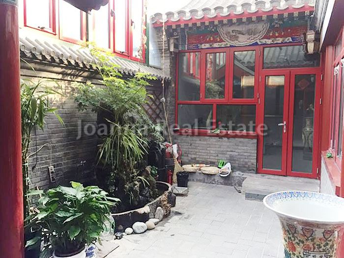 Beijing Courtyard,/¥50000/3Br/Beijing Apartments For Rent/Beijing Villas For Rent/Beijing Courtyards For Rent/Joanna Real Estate