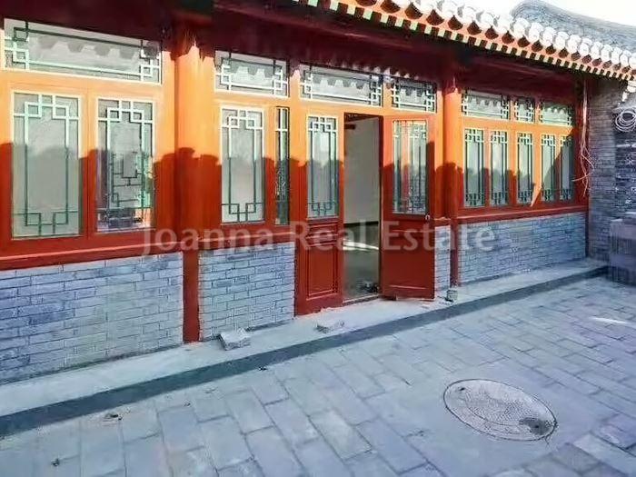 北京Pinganli Courtyard四合院出租,,40000元/月