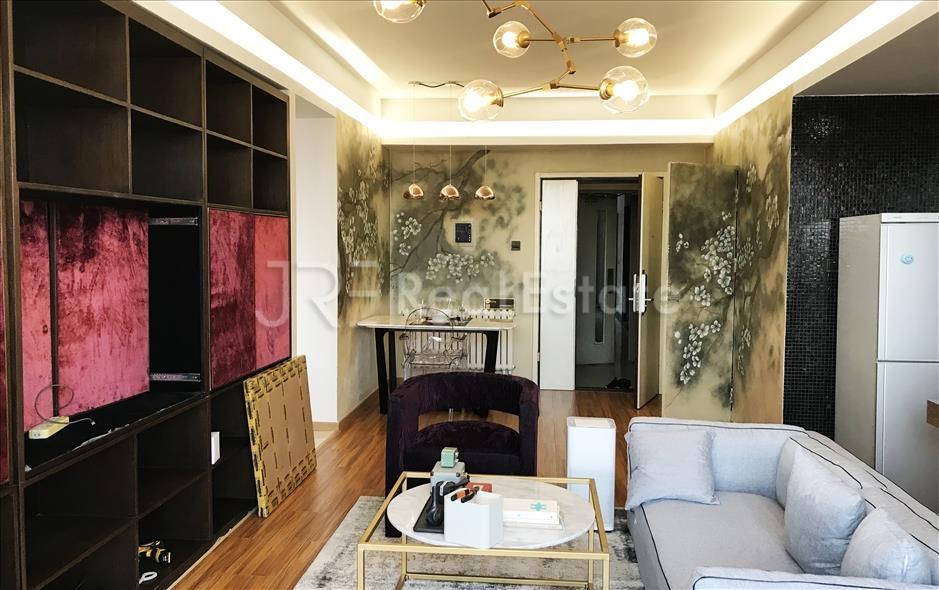 北京万国城公寓出租,东直门,16000/月