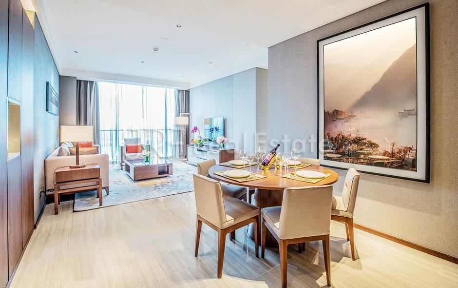 Oakwood Residence Damei,/¥35000/2Br/Beijing Apartments For Rent/Beijing Villas For Rent/Beijing Courtyards For Rent/Joanna Real Estate