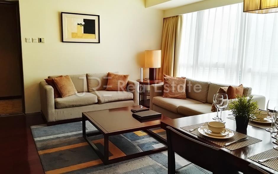 北京橡树公馆服务式公寓出租,燕莎,25000/月