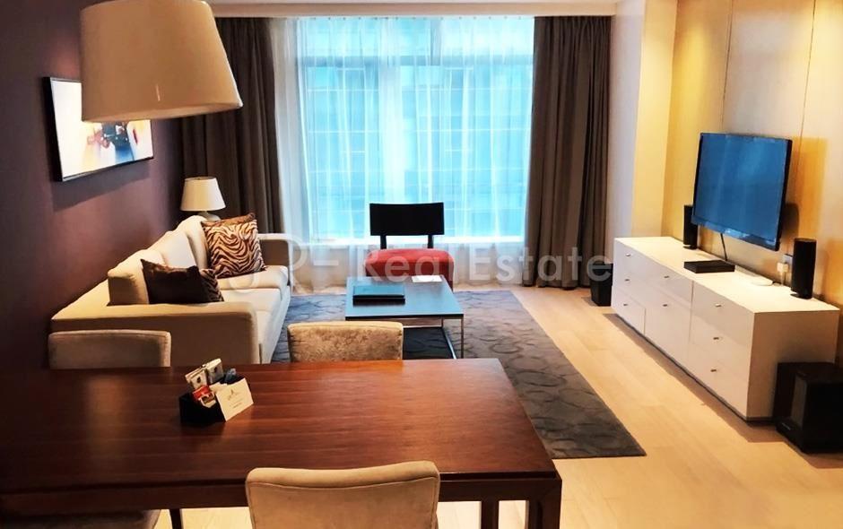 北京金隅环贸国际公寓服务式公寓出租,燕莎,23000/月